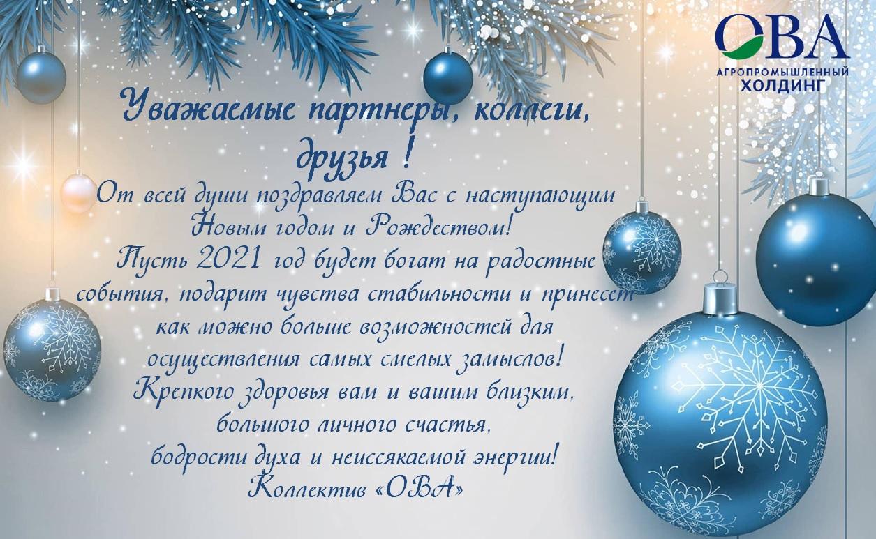 С Новым 2021 годом и Рождеством_